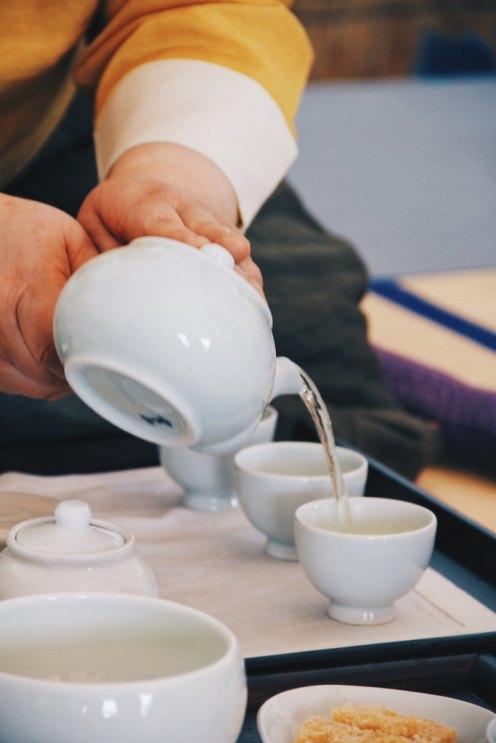 Travel Food Photographer   Daehan Dawon Tourist Tea Plantation (Boseong Green Tea Plantation) (보성녹차밭 대한다원)