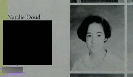 """Nadya Suleman Gutierrez (aka Natalie Doud): Voted """"Most Likely to Breed a Third-World Country"""" by Doud High School senior classmates"""