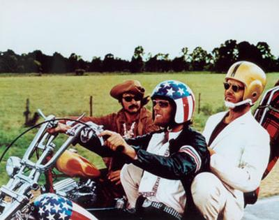 Sarah Palin (left), Mitt Romney (Center), and Jeb Bush (right) cruise across Texas en route to Gov. Bobby Jindal's house in Louisiana