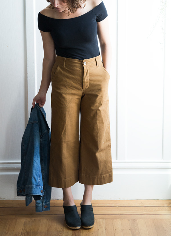 Four Ways We Wear Our Cropped Pants Say Yes