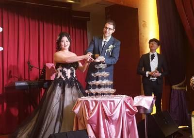 【小賴老師】主持西式婚禮