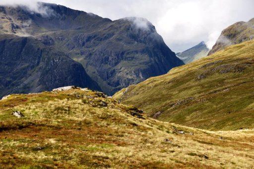 Glen Coe mountains