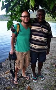James from Marovo Lagoon Kopikorapa Eco Holiday Destination
