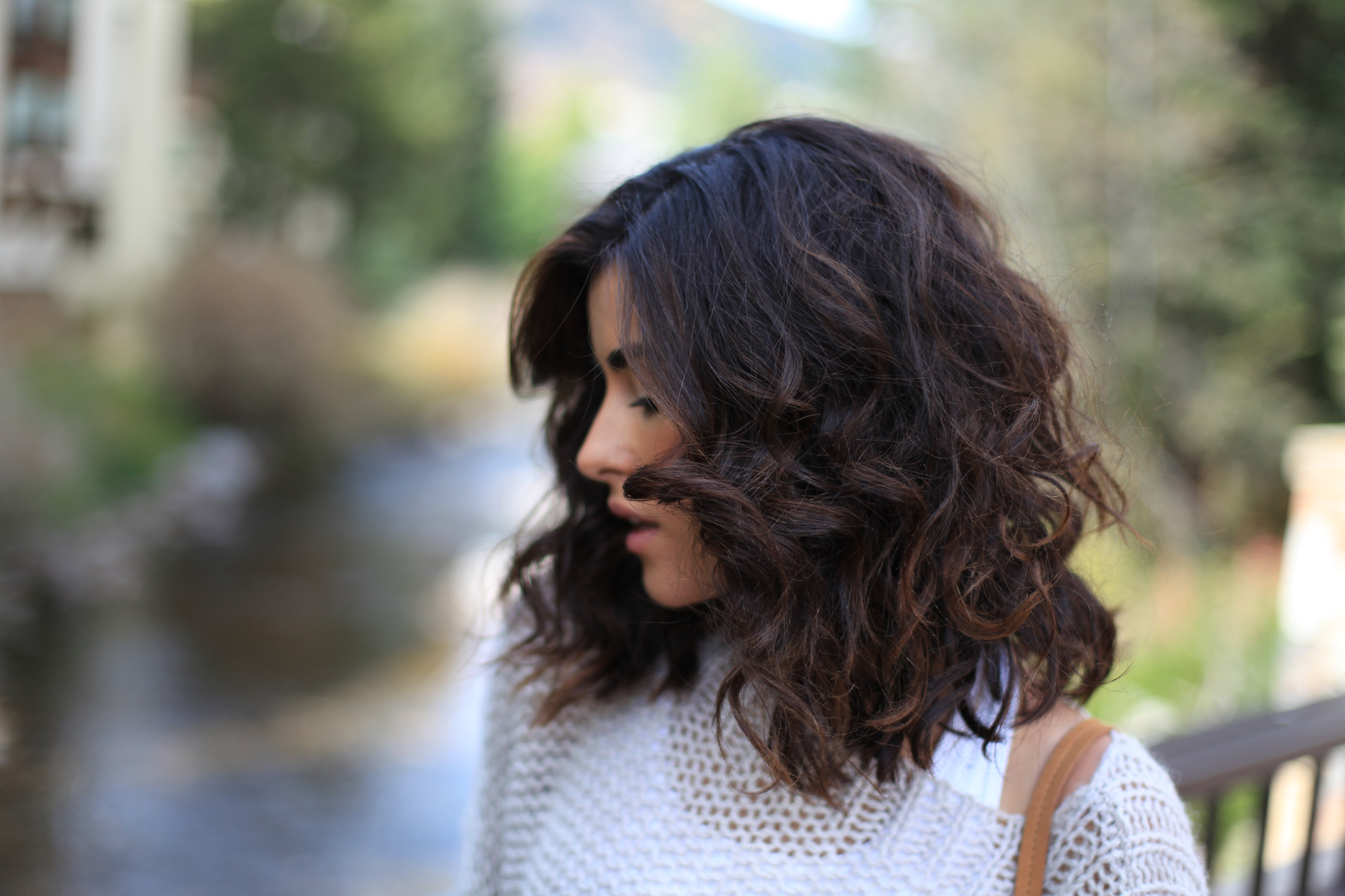My Curly Hair Routine Quick Tips Sazan