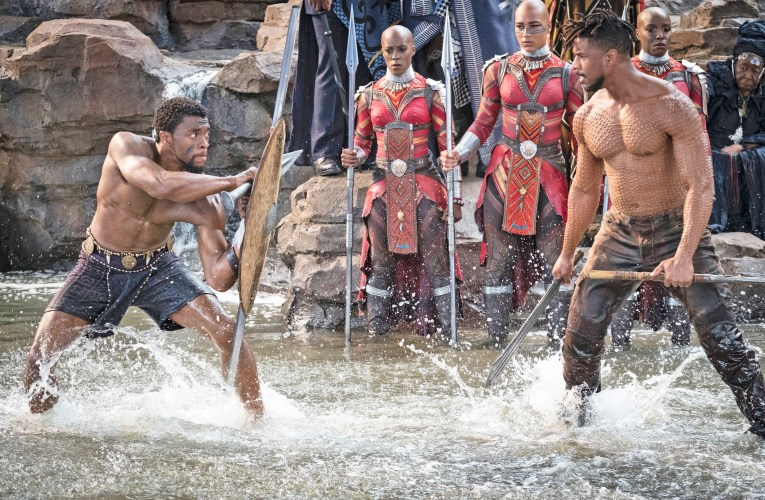 """""""Black Panther"""" Stars and Creators Reflect On Its Arrival"""