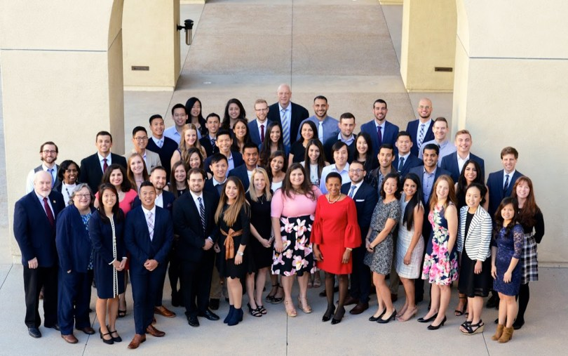 2018 Graduates of UCR School of Medicine