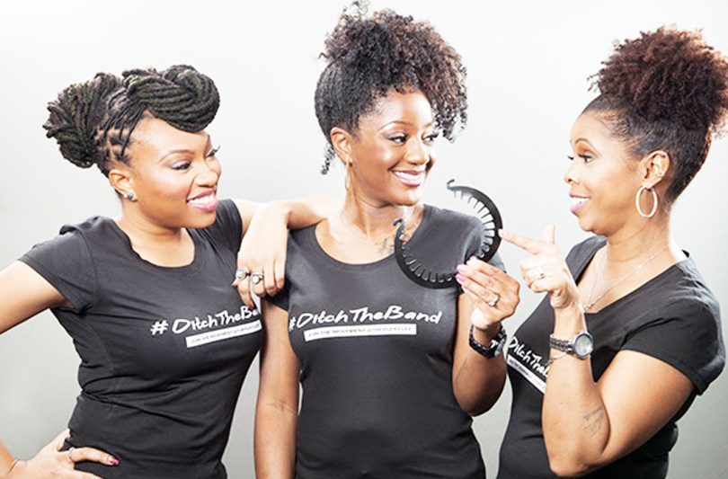 Black owned hair accessory company