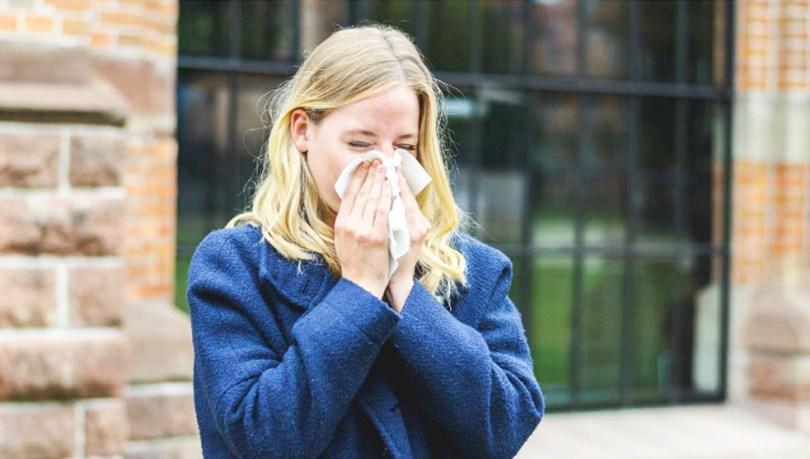 Allergy photo