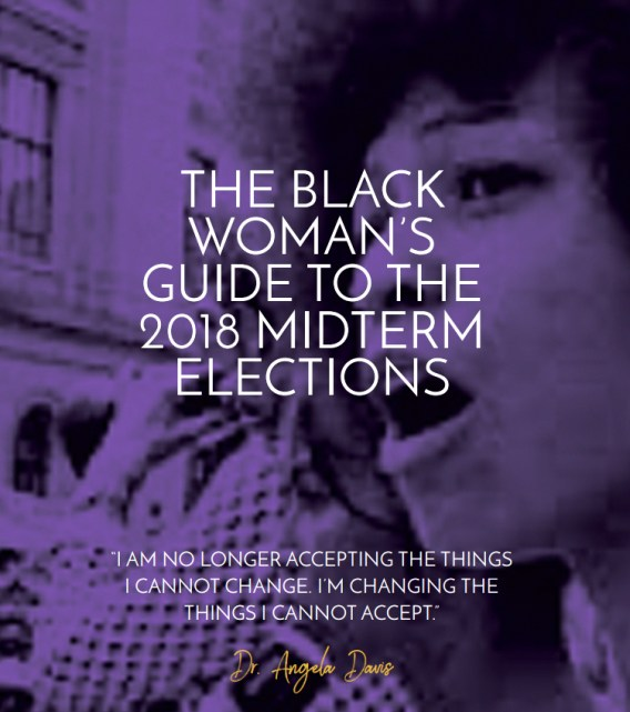 black Womens Guide to Midterm Elections