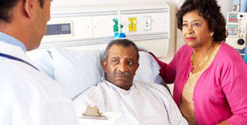 Black heart patients