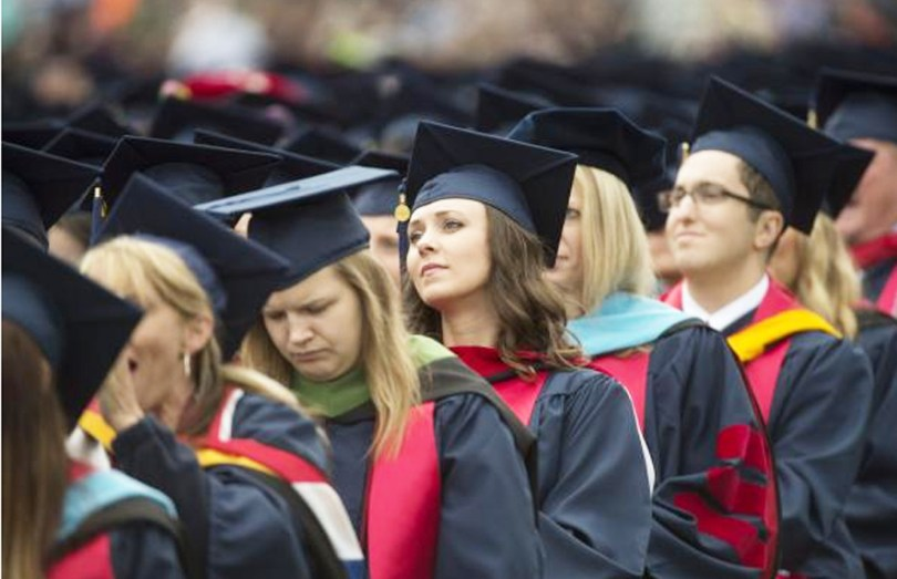 Women hold student debt photo