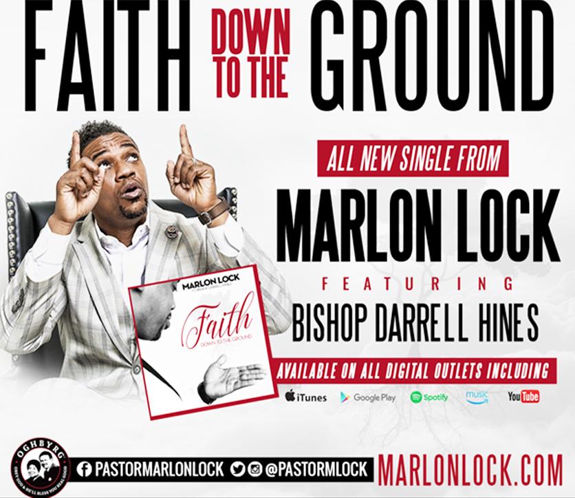 Faith On Ground Flyer