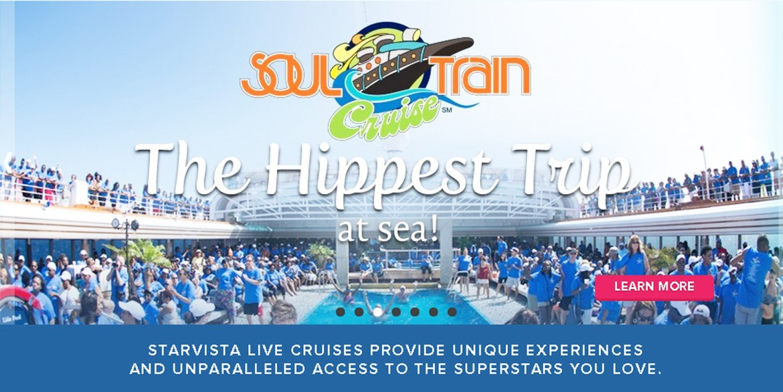 StarVista Soul Train Cruise