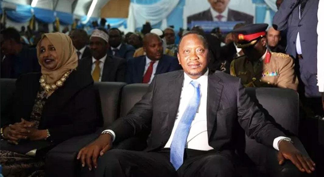 The President of Kenya