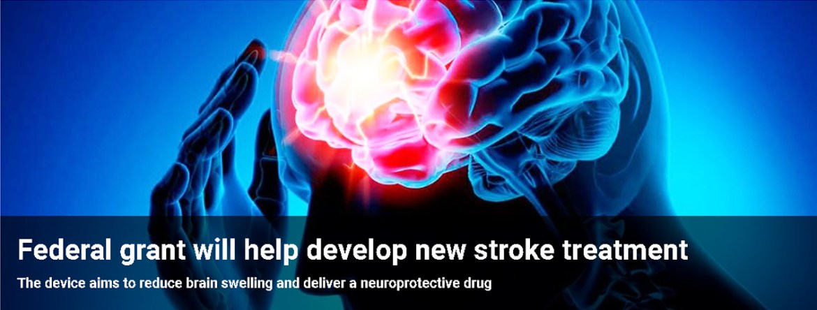 Federal Grant for stroke treatment