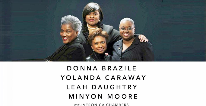 Four powerful black women