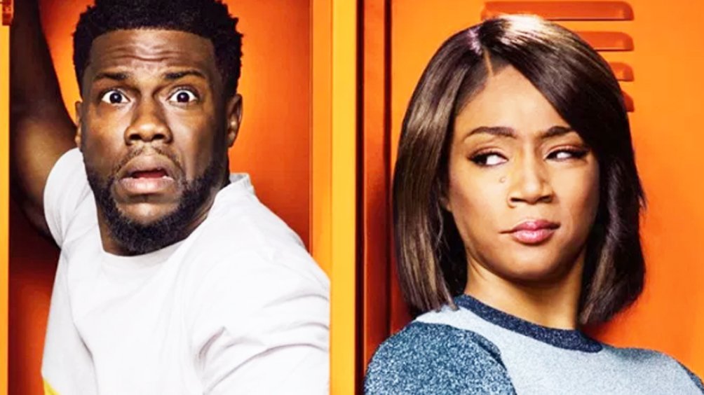 Kevin Hart and Tiffany Haddish