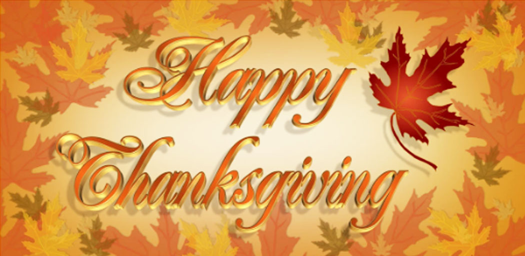 SBCUSD Happy Thanksgiving