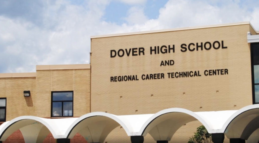 Dover High School in Hampshire