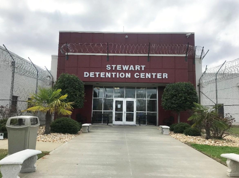 Stuart Detention Center