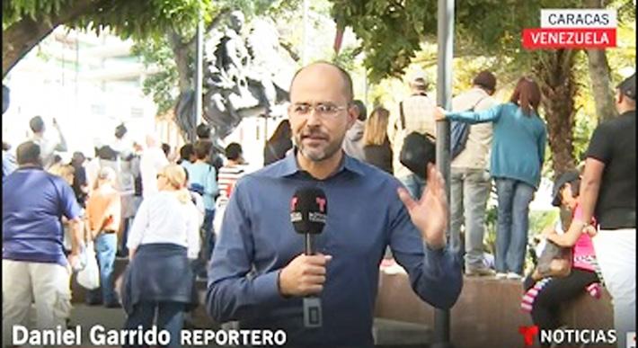 Daniel Garrodo Venezuelan Correspondent