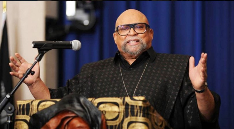 Dr Maulana Karenga photo