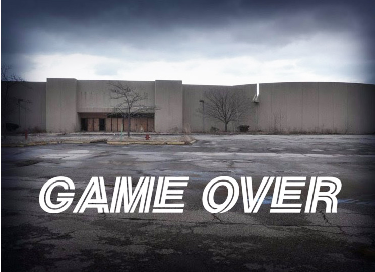 Game Over photo