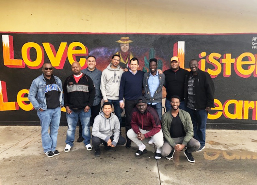 Mentoring Male Teachers of Color photo