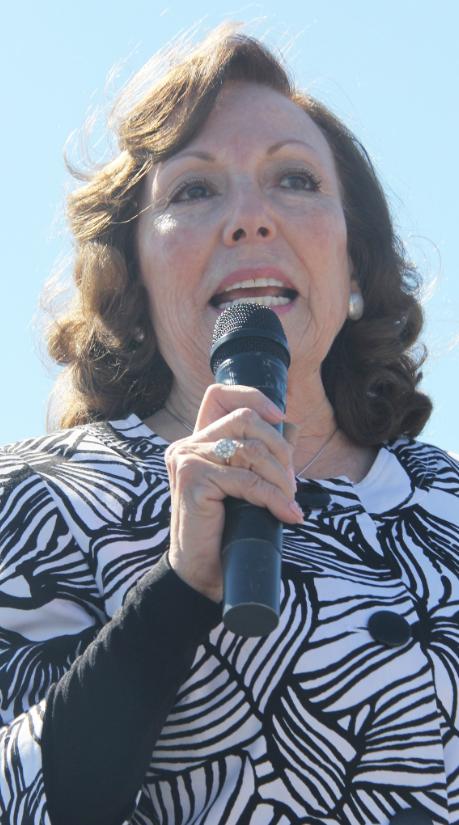 Josie Gonzales, Member, San Bernardino County Board of Supervisors.