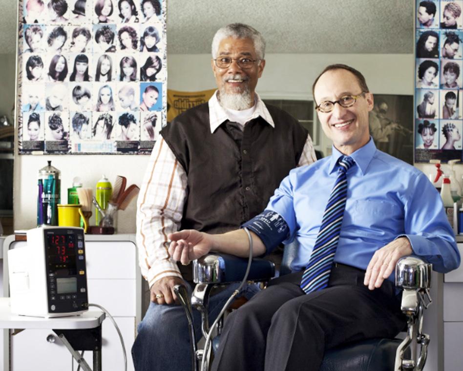 African American Barbershops photo