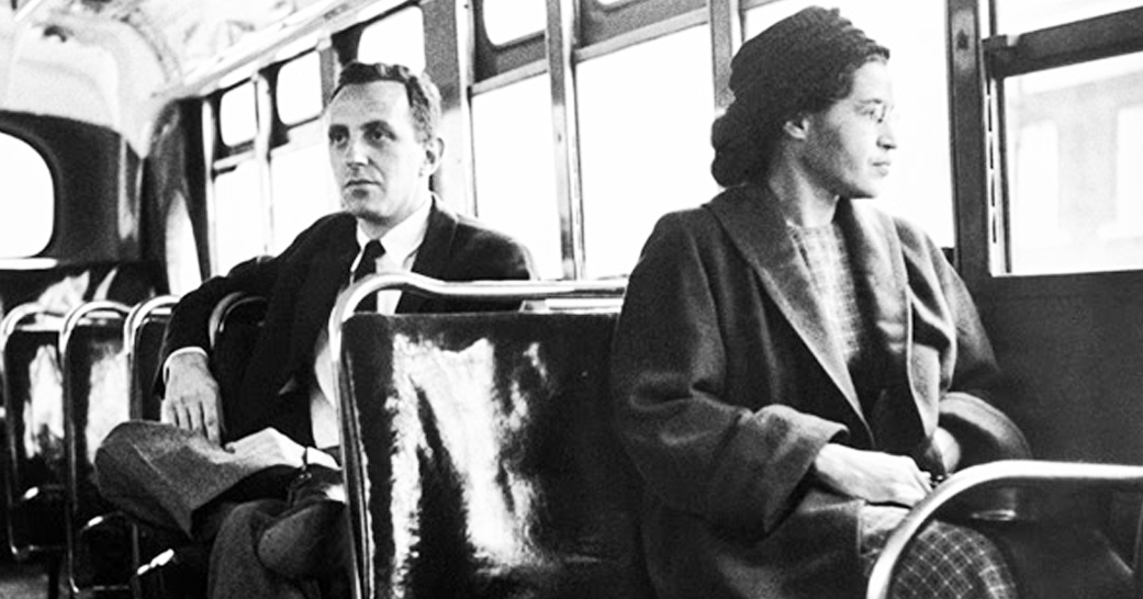 Rosa Parks Charity Files photo