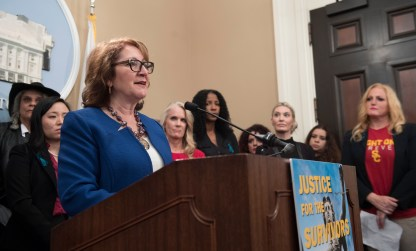 USC Justice For Survivors