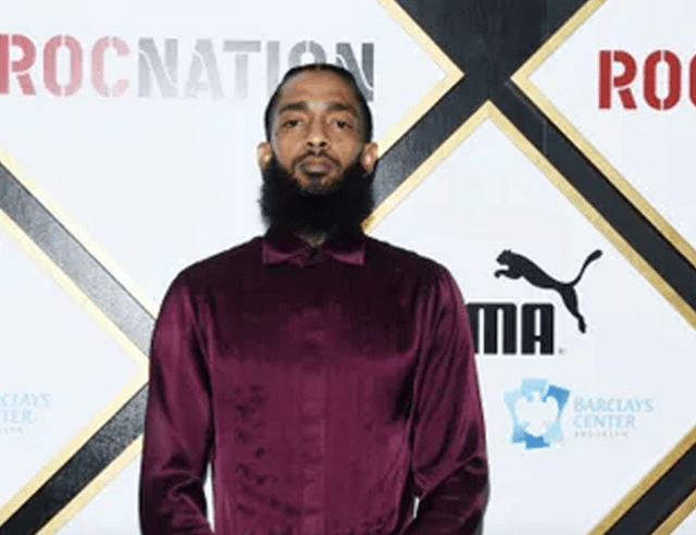 Suspect in Nipsey Hussle shooting is arrested