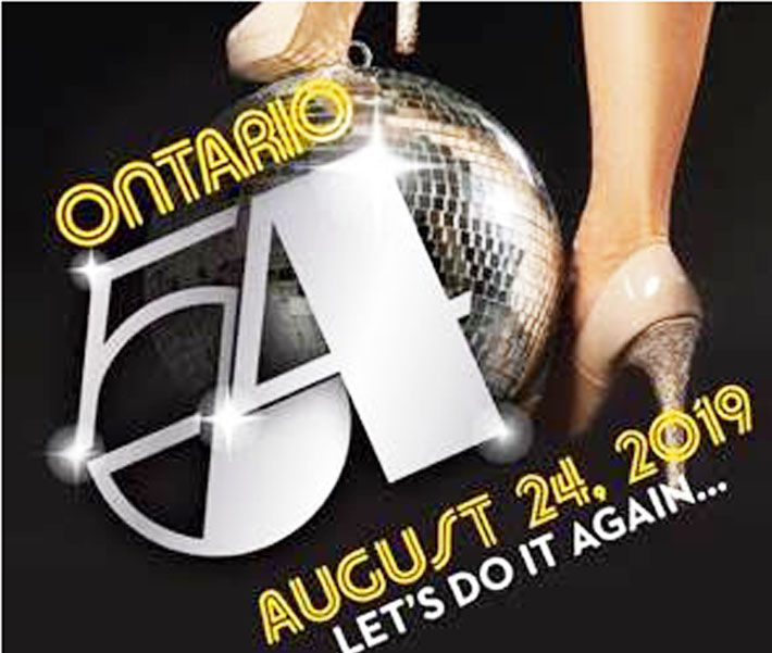 Ontario 54 Disco