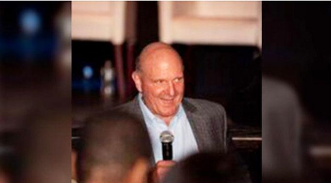 Clippers Chairman Steve Ballmer