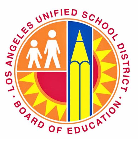 LA School District logo