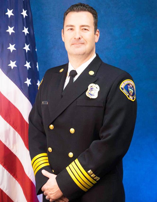 Dan Munsey Fire Chief