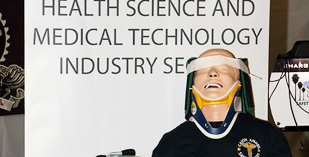 Health and Science technology photo