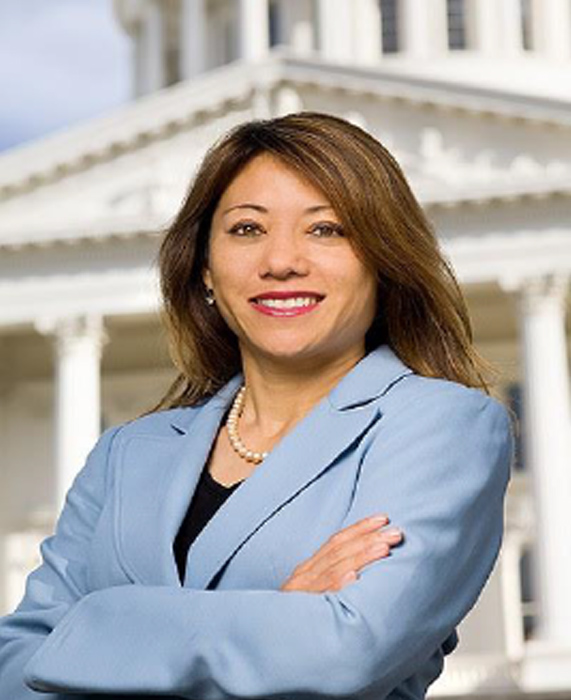 California State Treasurer Fiona Ma. Fiona Ma