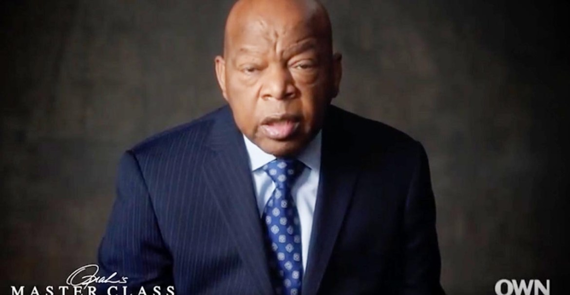 Civil Rights Icon John Lewis