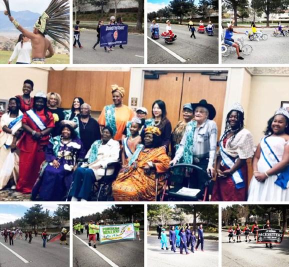 Black History parade photo 8