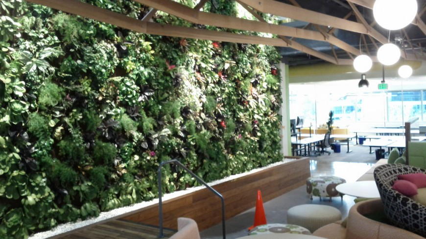 Top 10 Benefits Of Living Green Walls Ecobnb