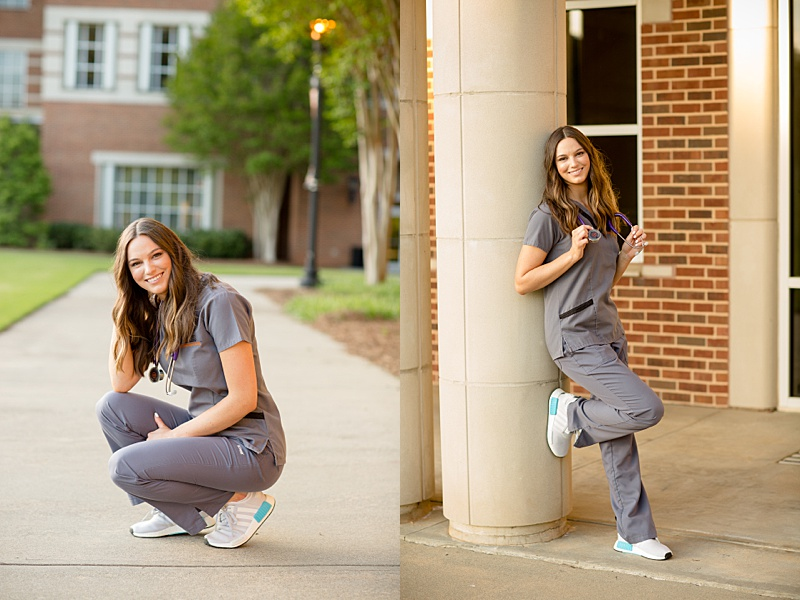 Shot By An Angel Photography - Gabri Martin - Senior - Mercer University - Georgia Baptist College of Nursing - Atlanta, Ga