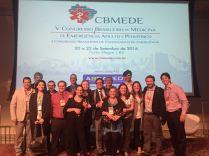 Membros da Comissão Organizadora e palestrantes