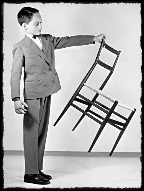 Gio Ponti Superleggera Chair_0