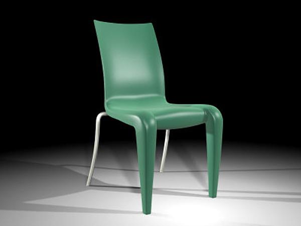La sedia louis di philippe starck u sbandiu momenti di design