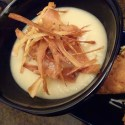 Cream of Parsnip and Celeriac Soup - Menu Marker