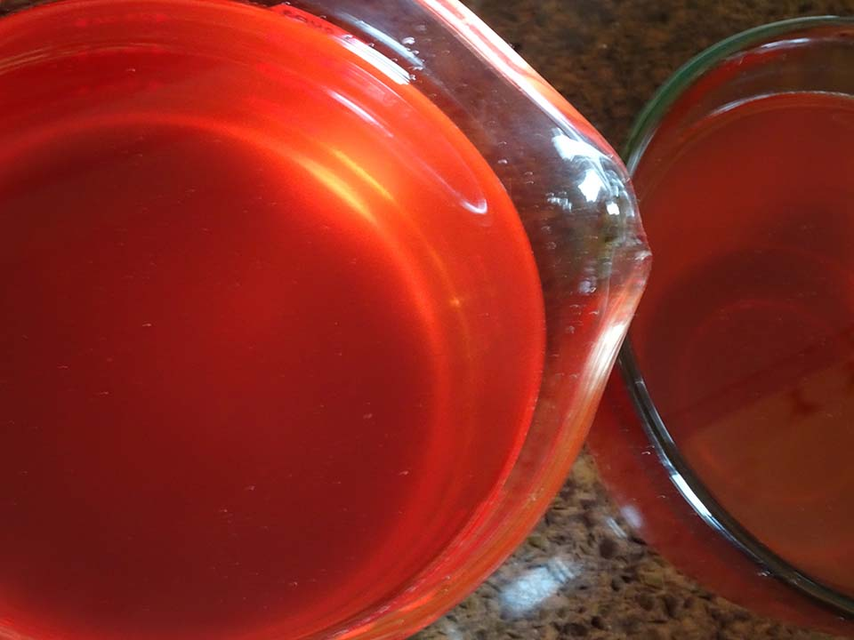 Blood Orange Vinegar - Blog 3