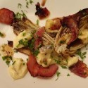Roasted Endive - Menu Marker