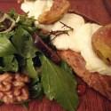 Salade de Chevre et Figues - Menu Marker